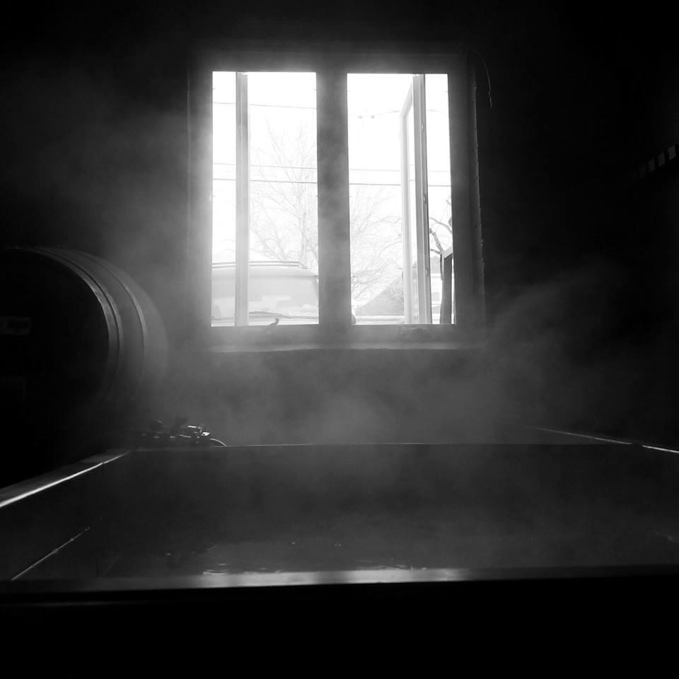 Кулшип на пивоварне Black Project