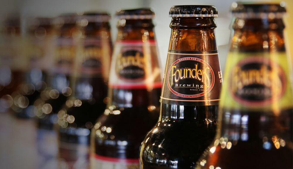Пиво Founders