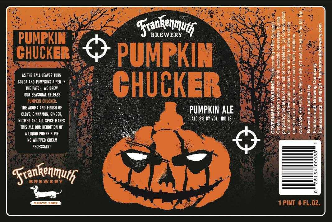 Frankenmuth Brewery — Pumpkin Chucker