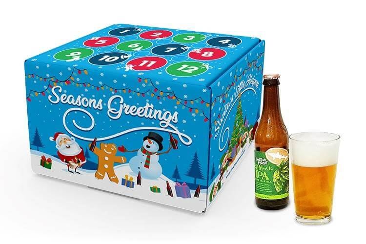 GiveThemBeer Beer Advent Calendar