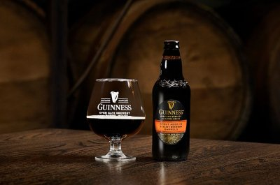 Guinness Barrel Aged Stout
