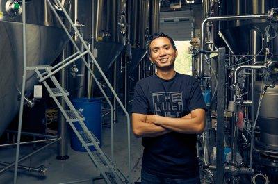 Генри Нгуен с Monkish Brewing