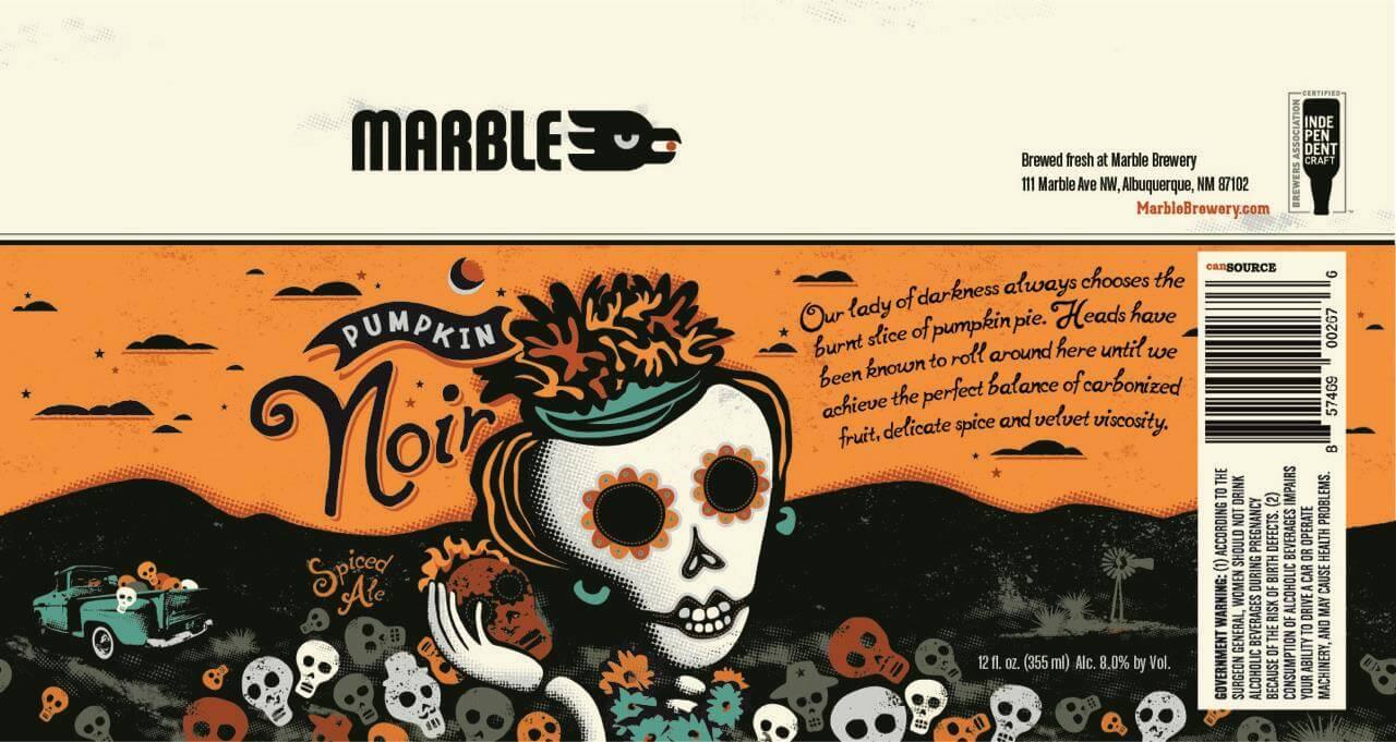 Marble Brewery — Pumpkin Noir