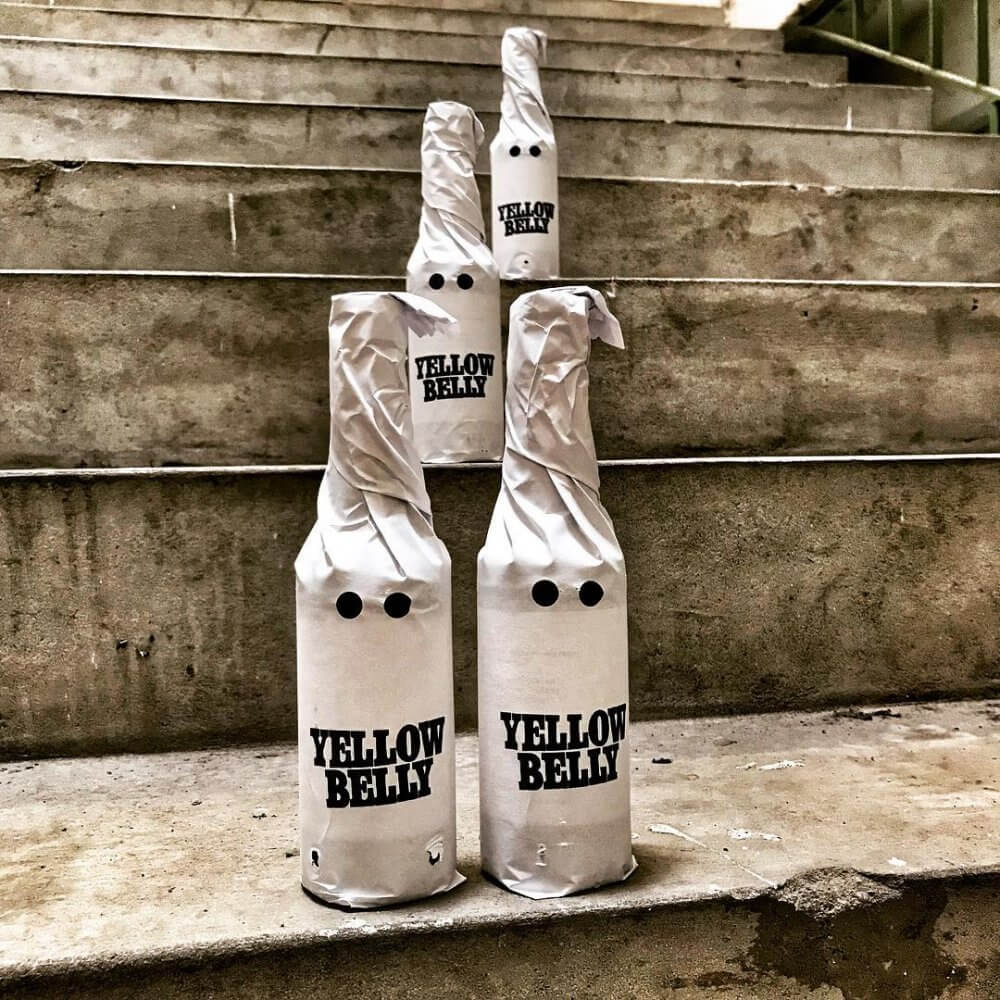 Omnipollo / Buxton Brewery — Yellow Belly