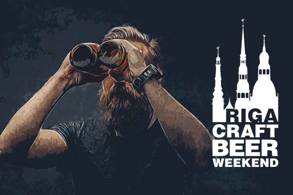 Riga Craft Beer Weekend 2019