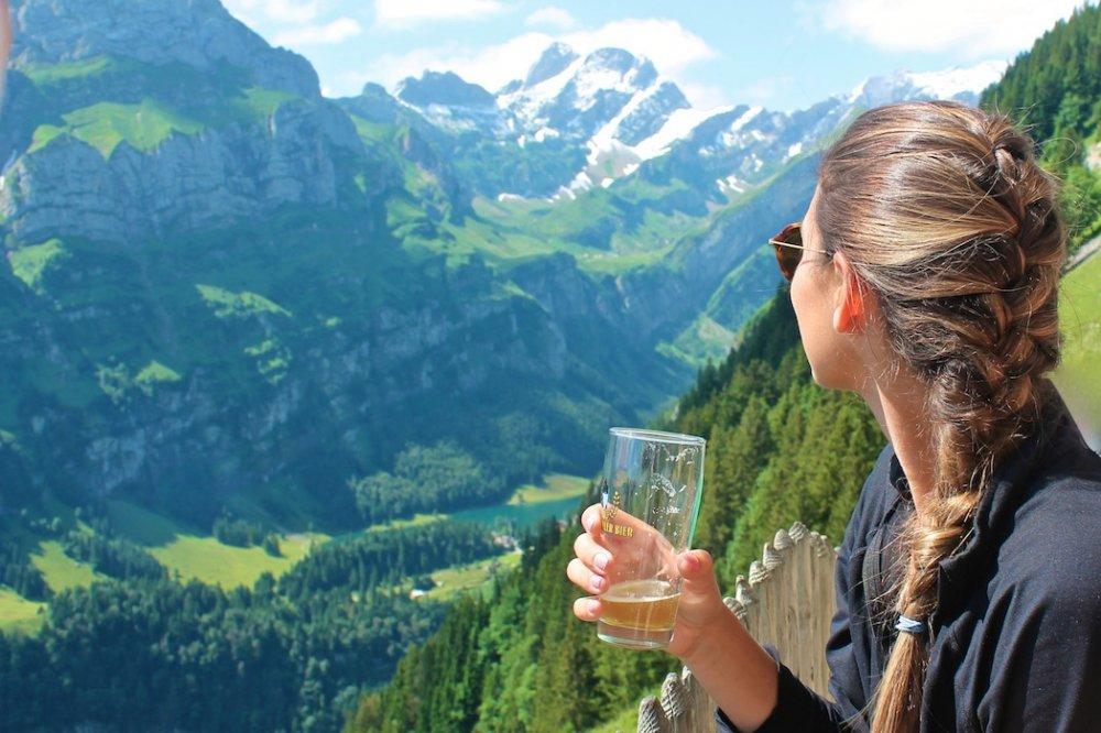 Пиво в Швейцарии