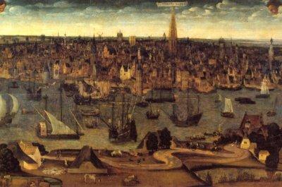 Антверпен в 1515 году