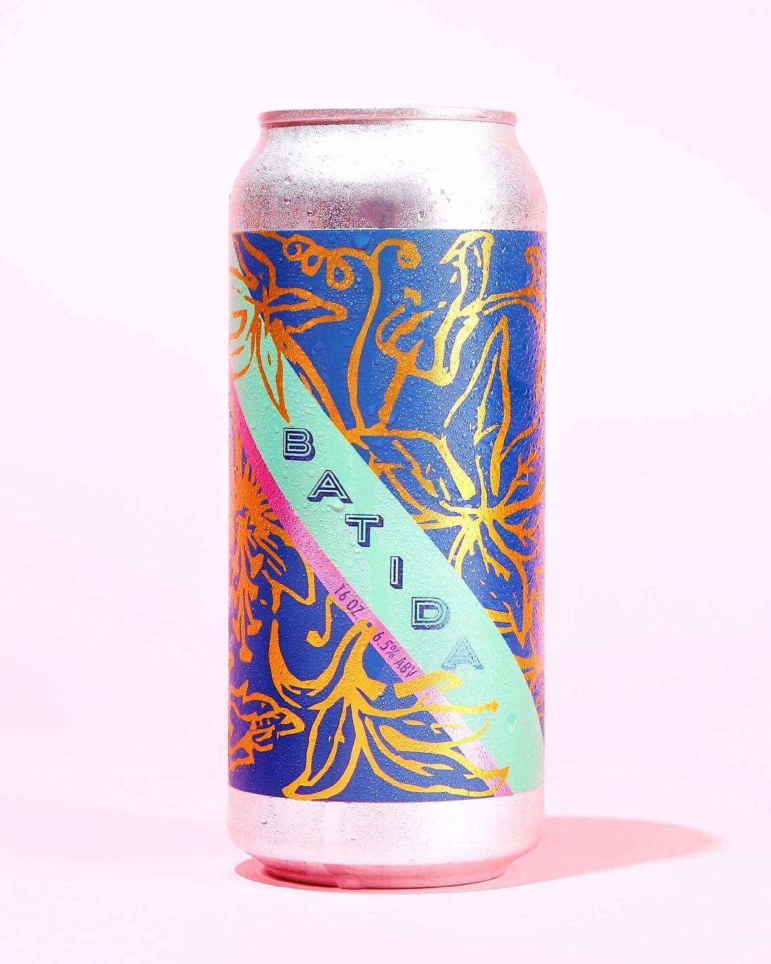 Southern Grist Brewing Co. / Finback Brewery — Batida