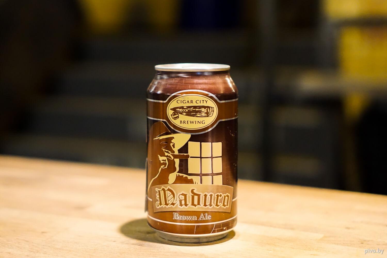 Cigar City — Maduro Brown Ale