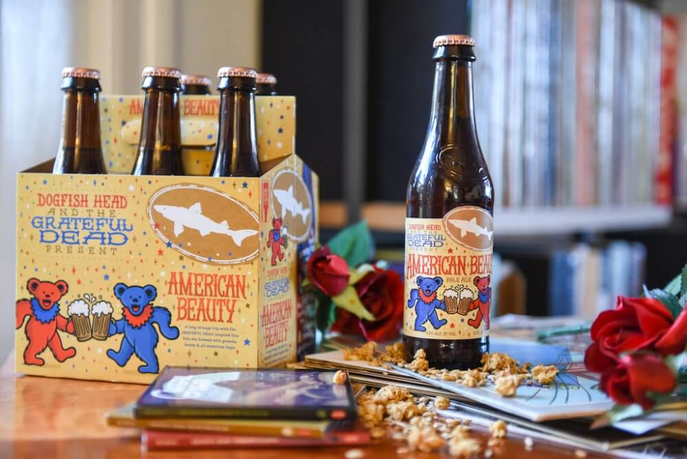 Dogfish Head — American Beauty