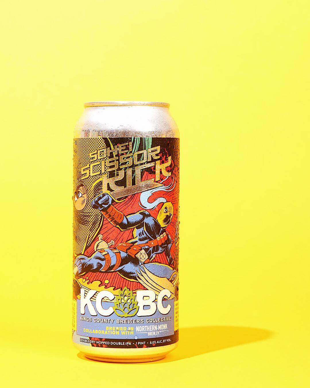 KCBC / Northern Monk — Sohei Scissor Kick