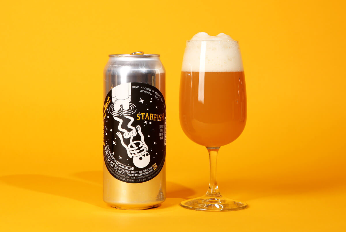 Brouwerij West — Starfish