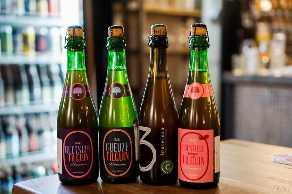 Пиво Tilquin и 3 Fonteinen