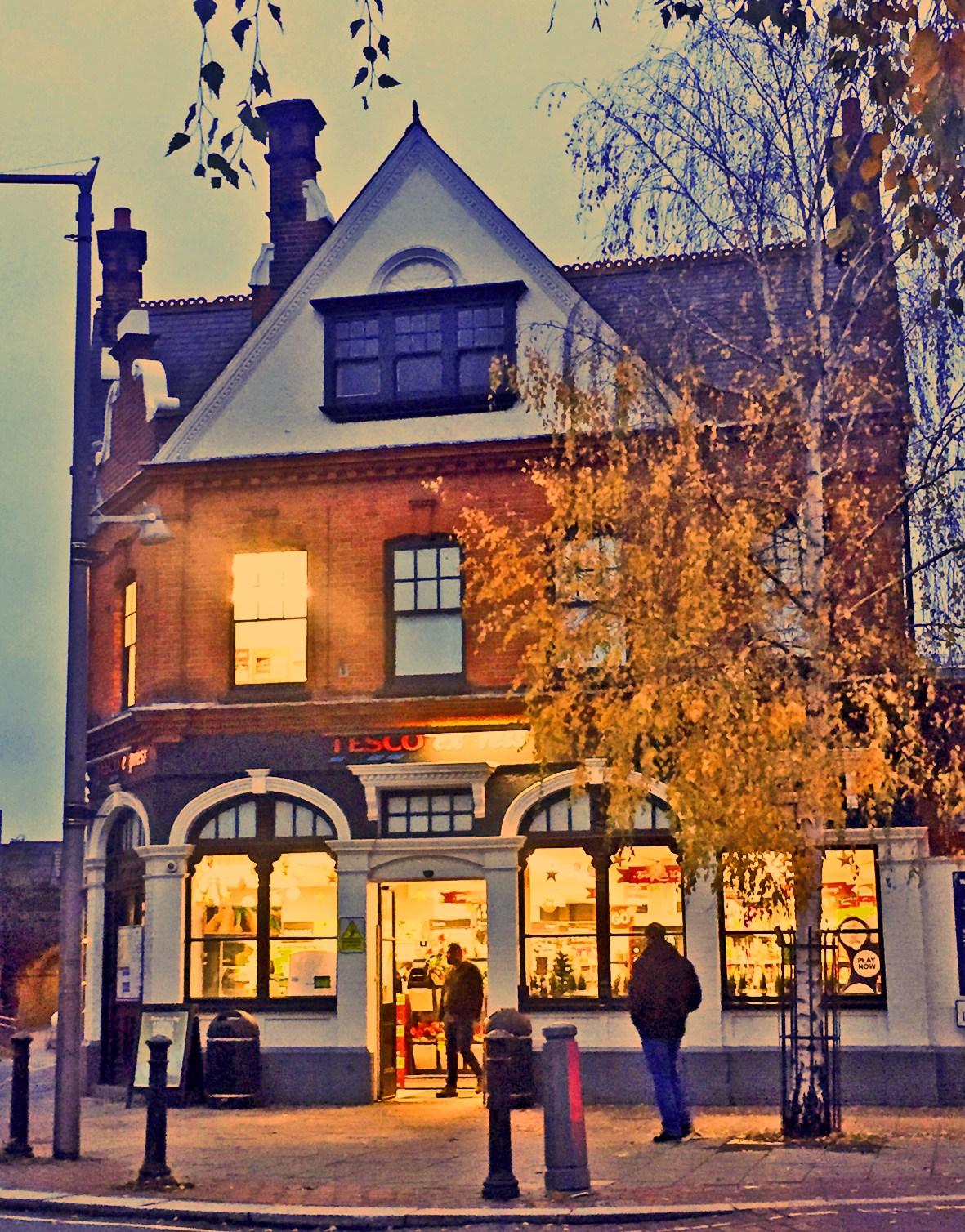 Ex-Red Lion Twickenham