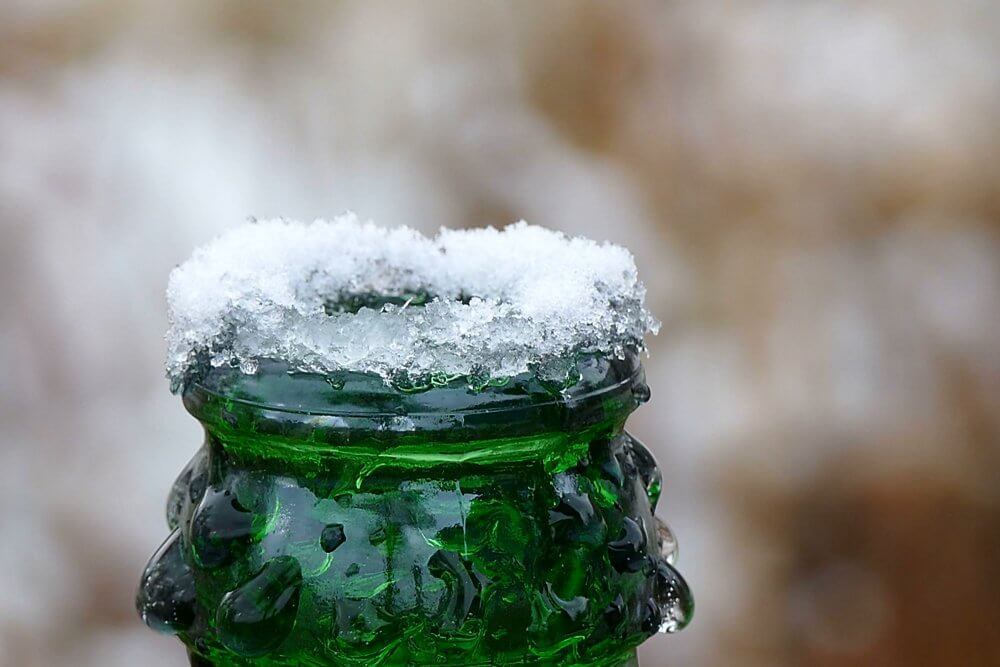 Замороженное пиво