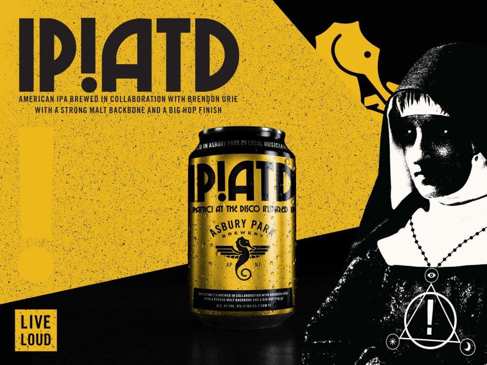 Asbury Park Brewery — IP!ATD