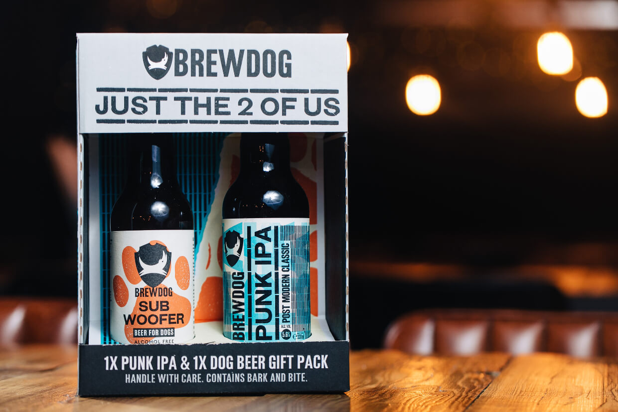 BrewDog — Just the Two of Us