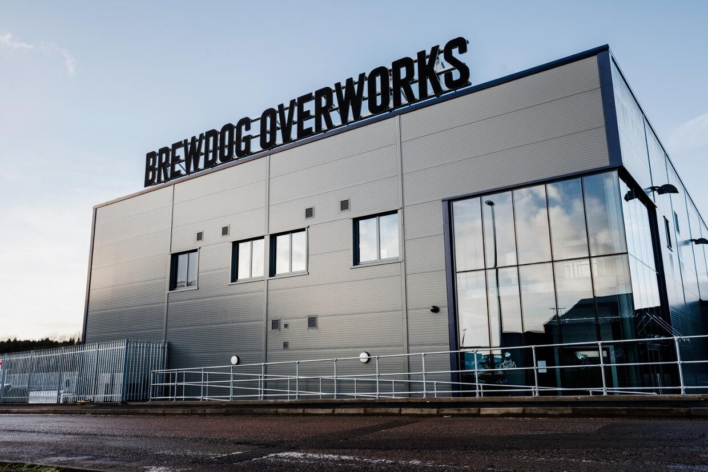 BrewDog Overworks