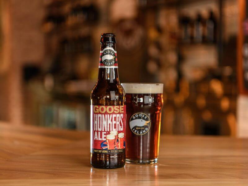 Goose Island — Honkers Ale