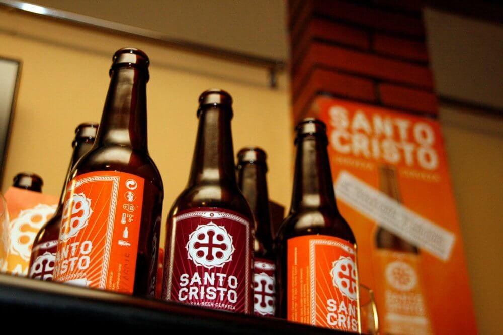 Santo Cristo Beer
