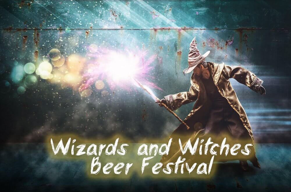 Wizards and Witches Beer Festival