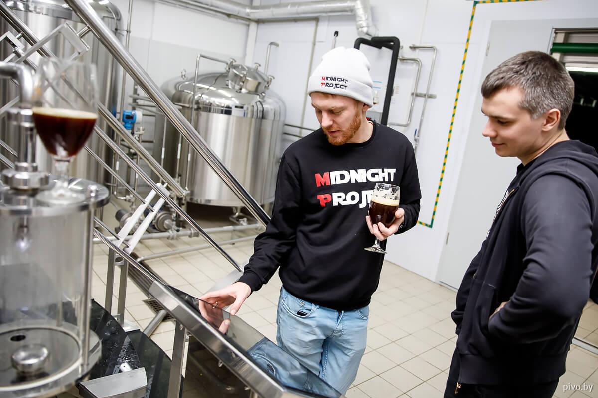 Варка пива Zhigulikkeller