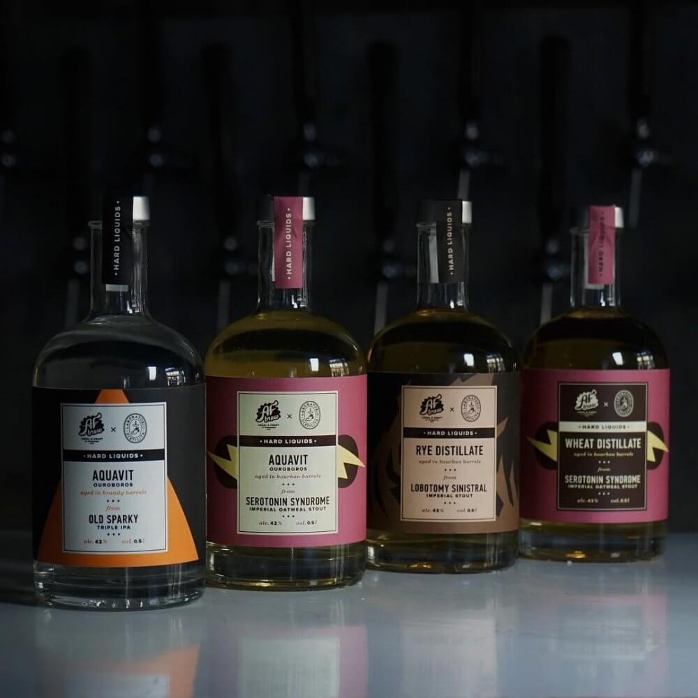 AF Brew — Hard Liquids