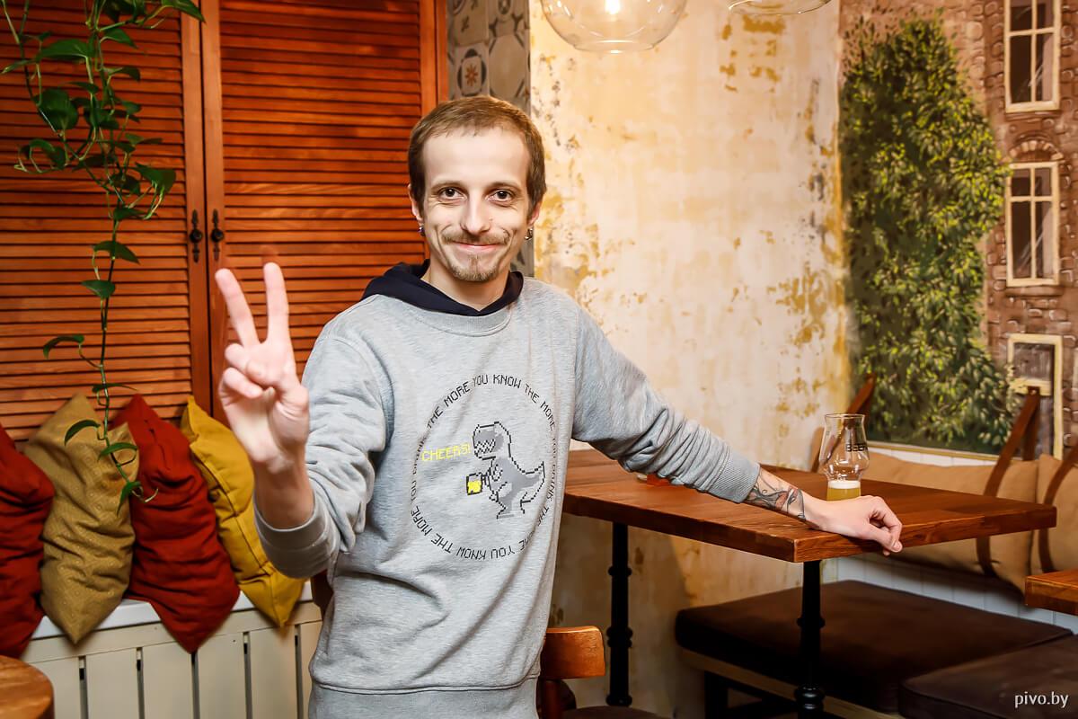 Дегустация в Brasserie 22
