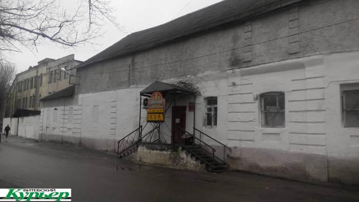 Магазин пива в Витебске