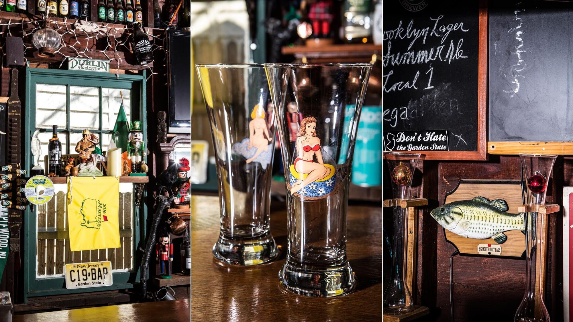 Гаражные бары Нью-Джерси