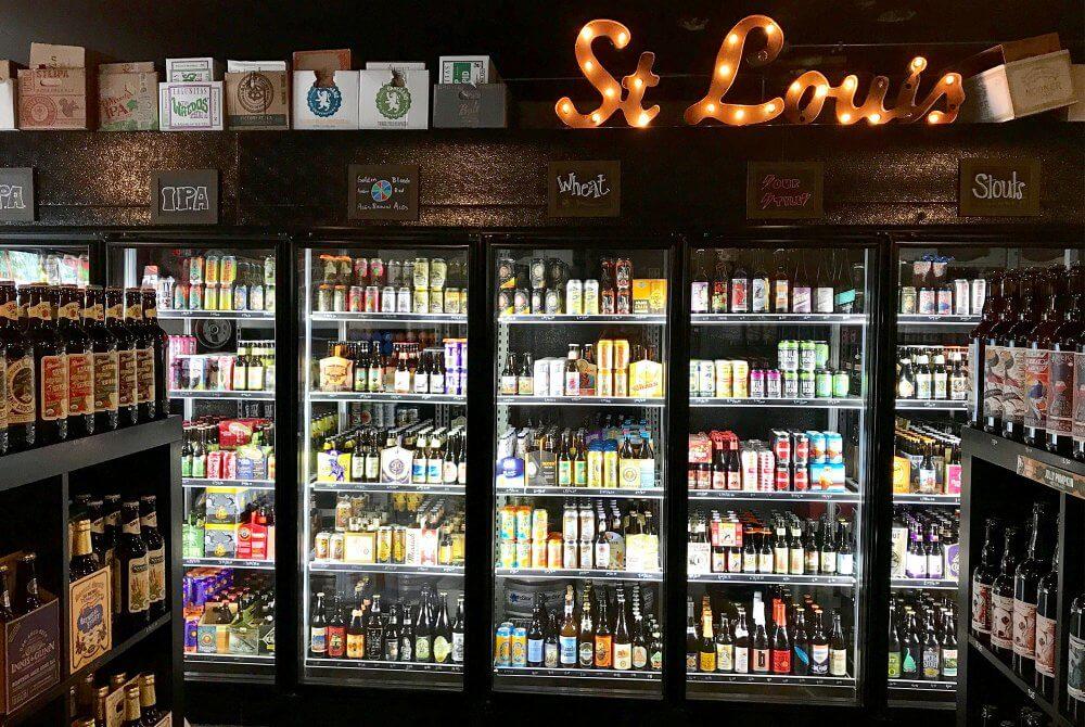 Пиво в Сент-Луисе