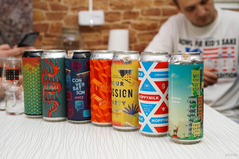 Дегустация Stamm Beer