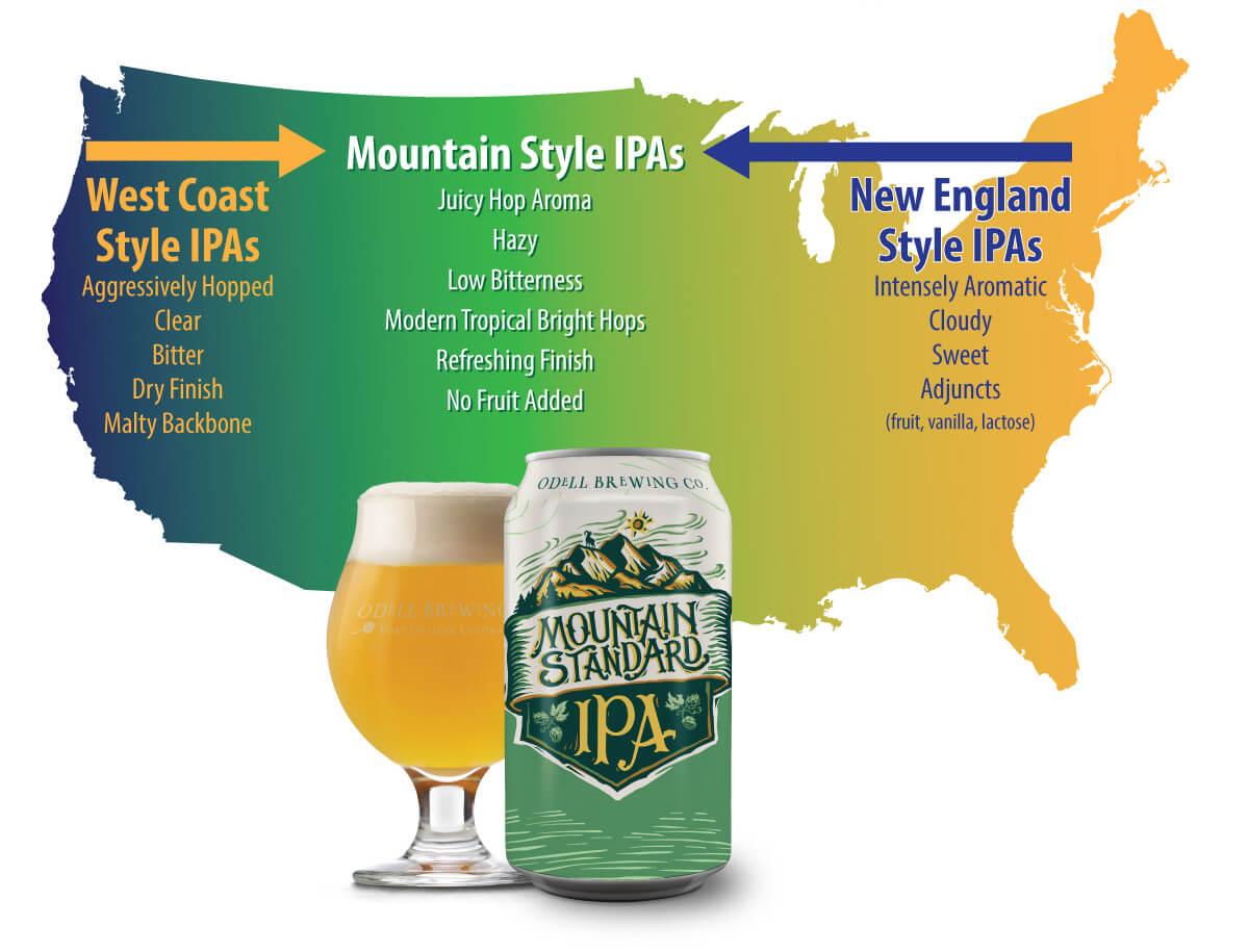 Mountain-Style IPA