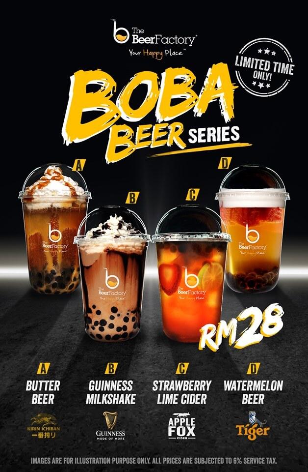 Boba Beer
