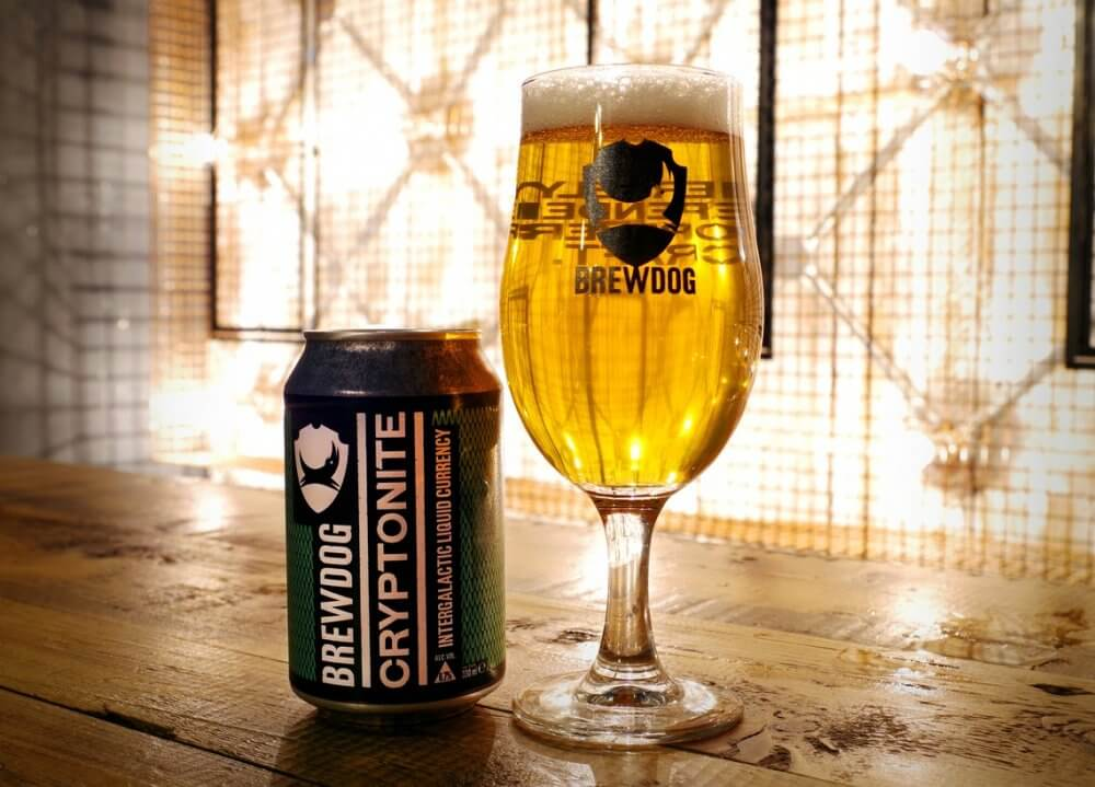 BrewDog — Cryptonite
