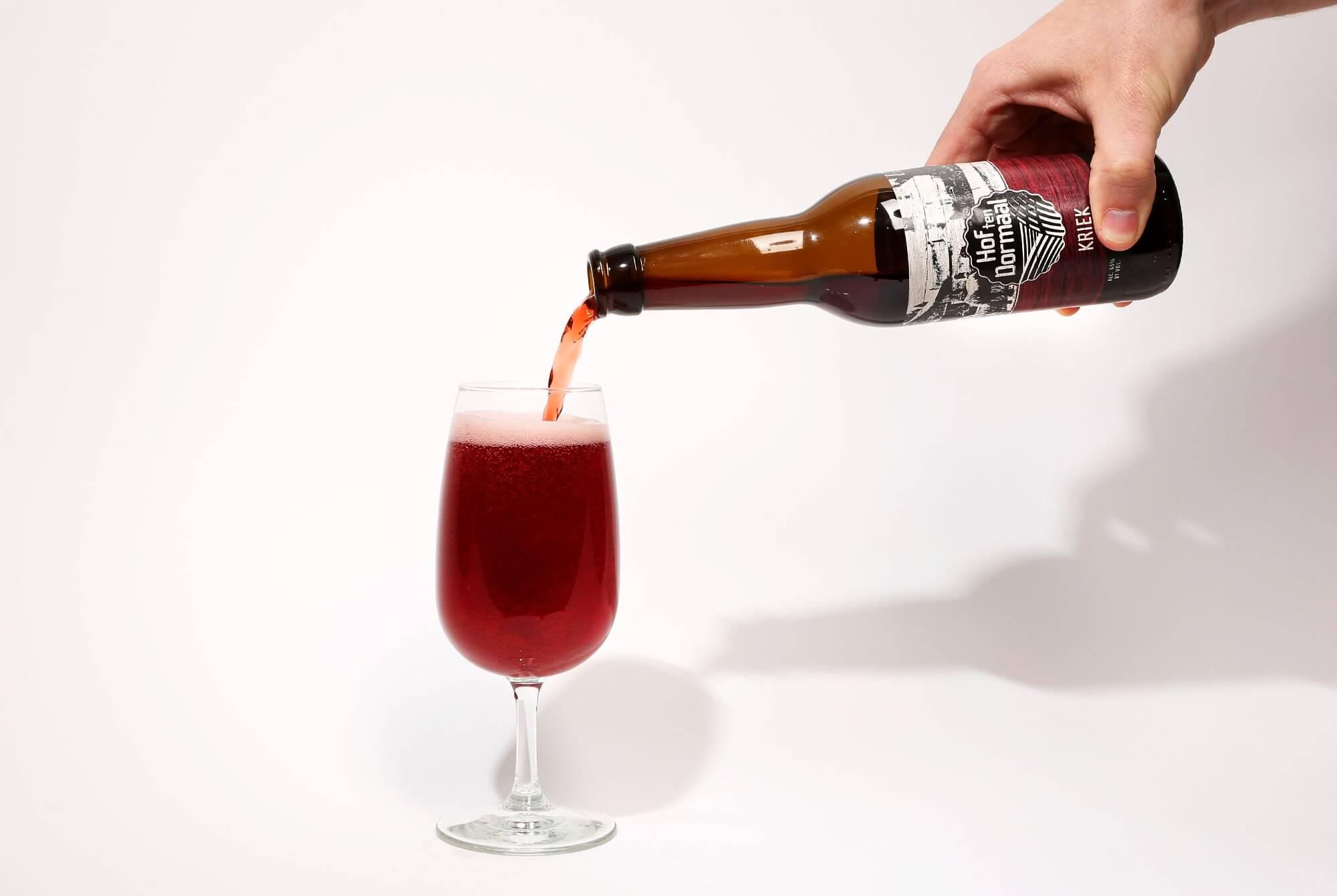 Brouwerij Hof ten Dormaal — Kriek