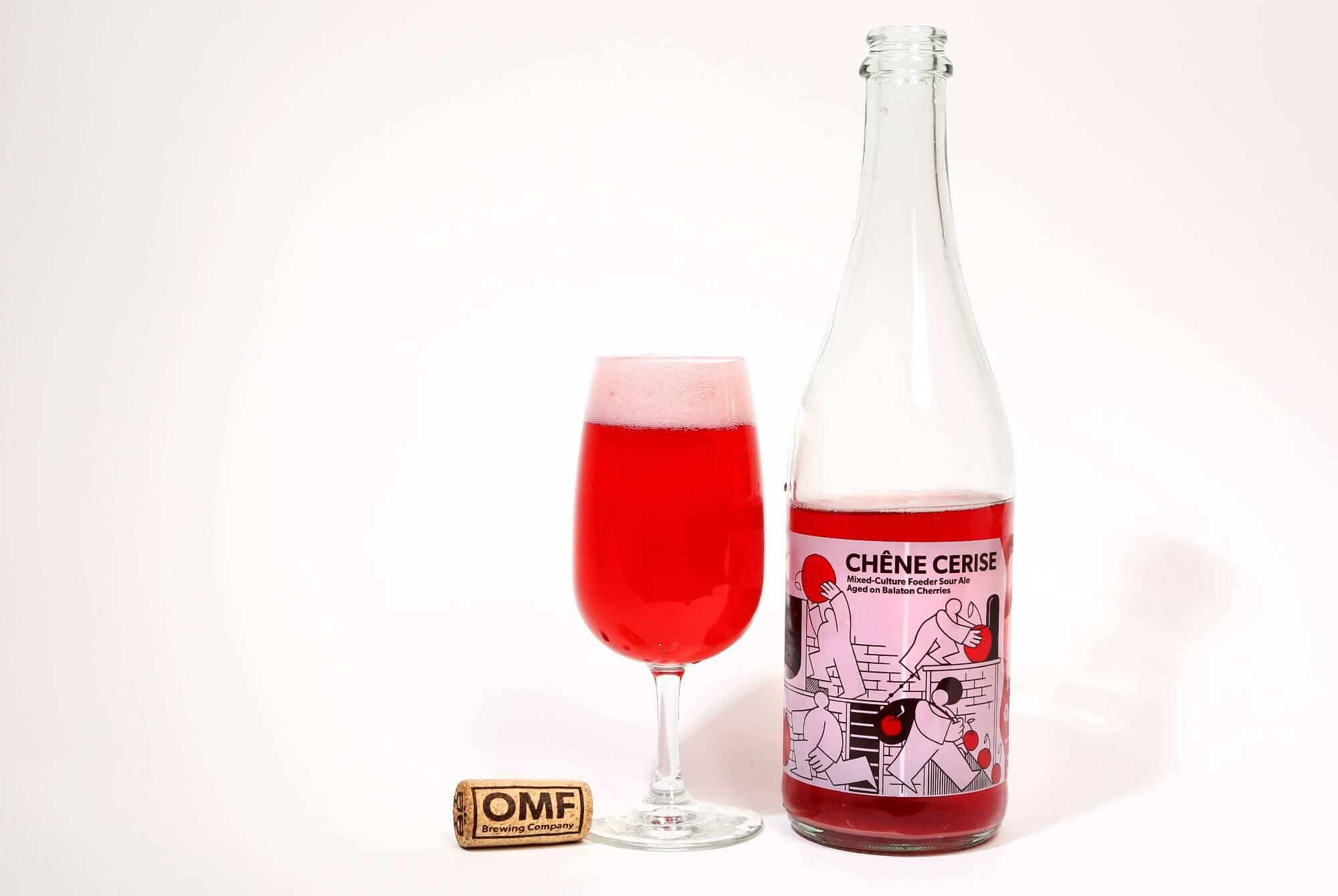 Our Mutual Friend Brewing Co. — Chêne Cerise
