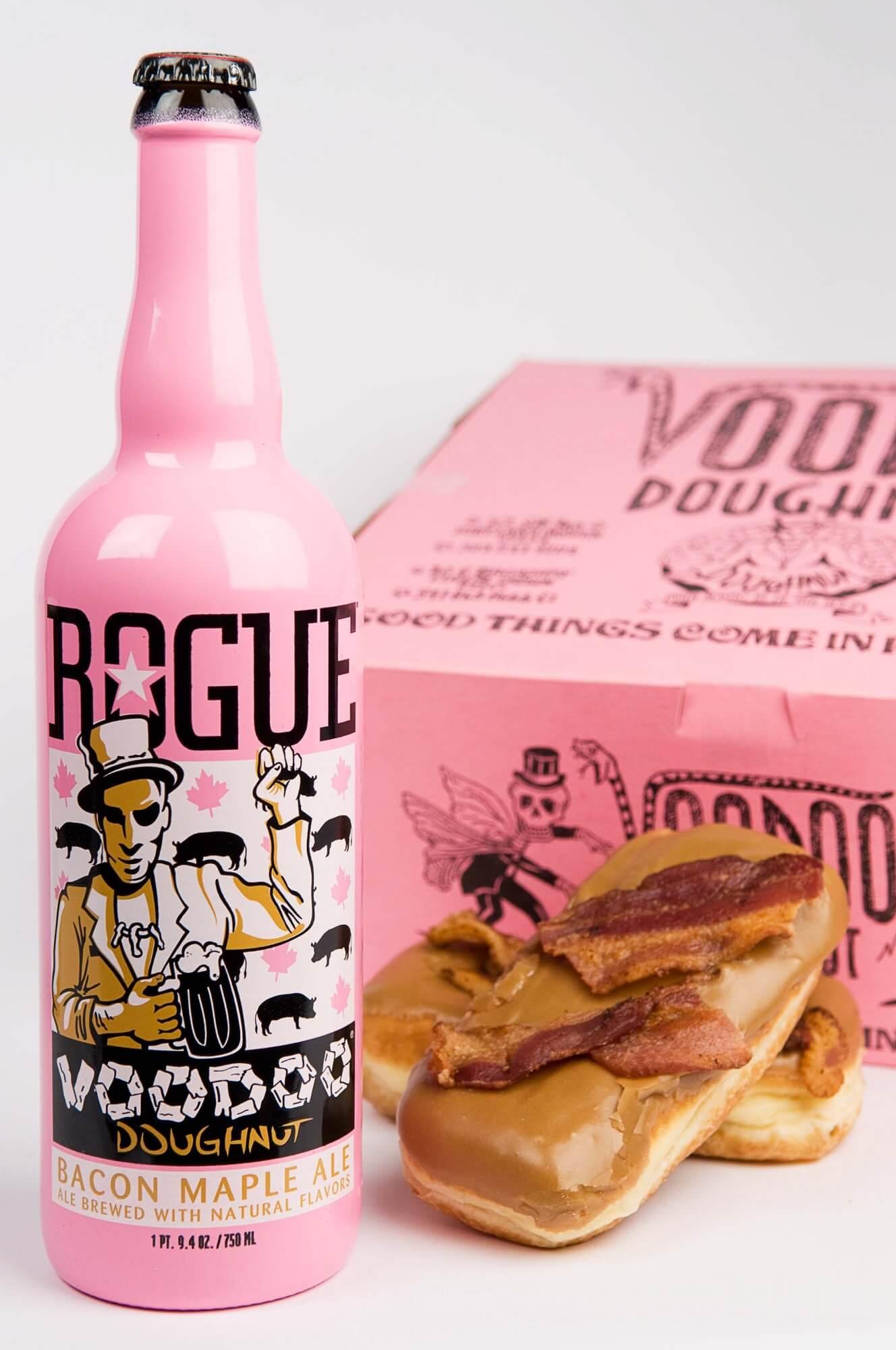 Rogue Ales — Voodoo Doughnut Bacon Maple Ale