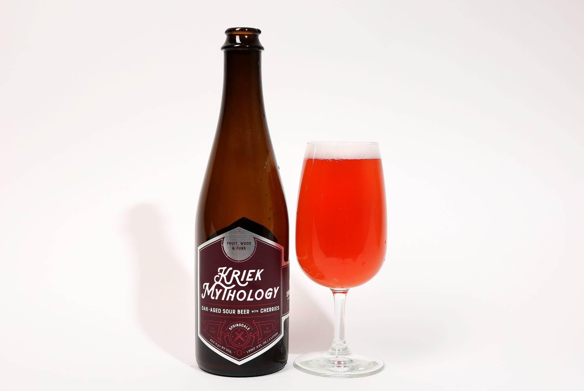 Springdale Beer — Kriek Mythology