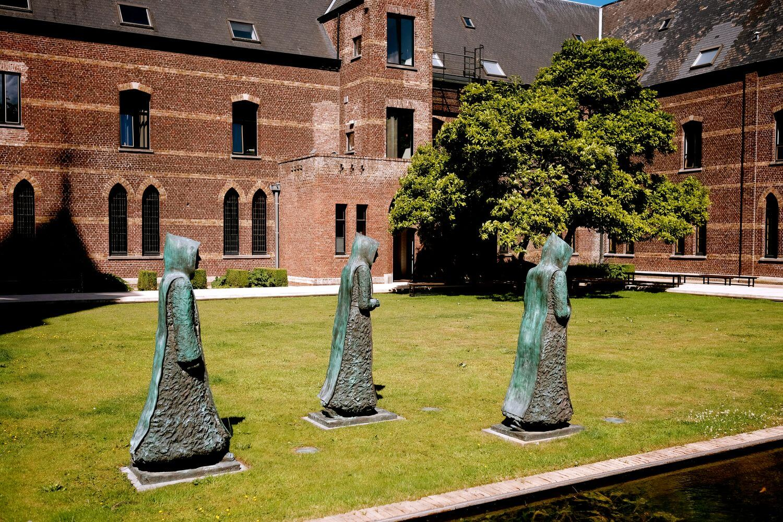 Аббатство Steenbrugge