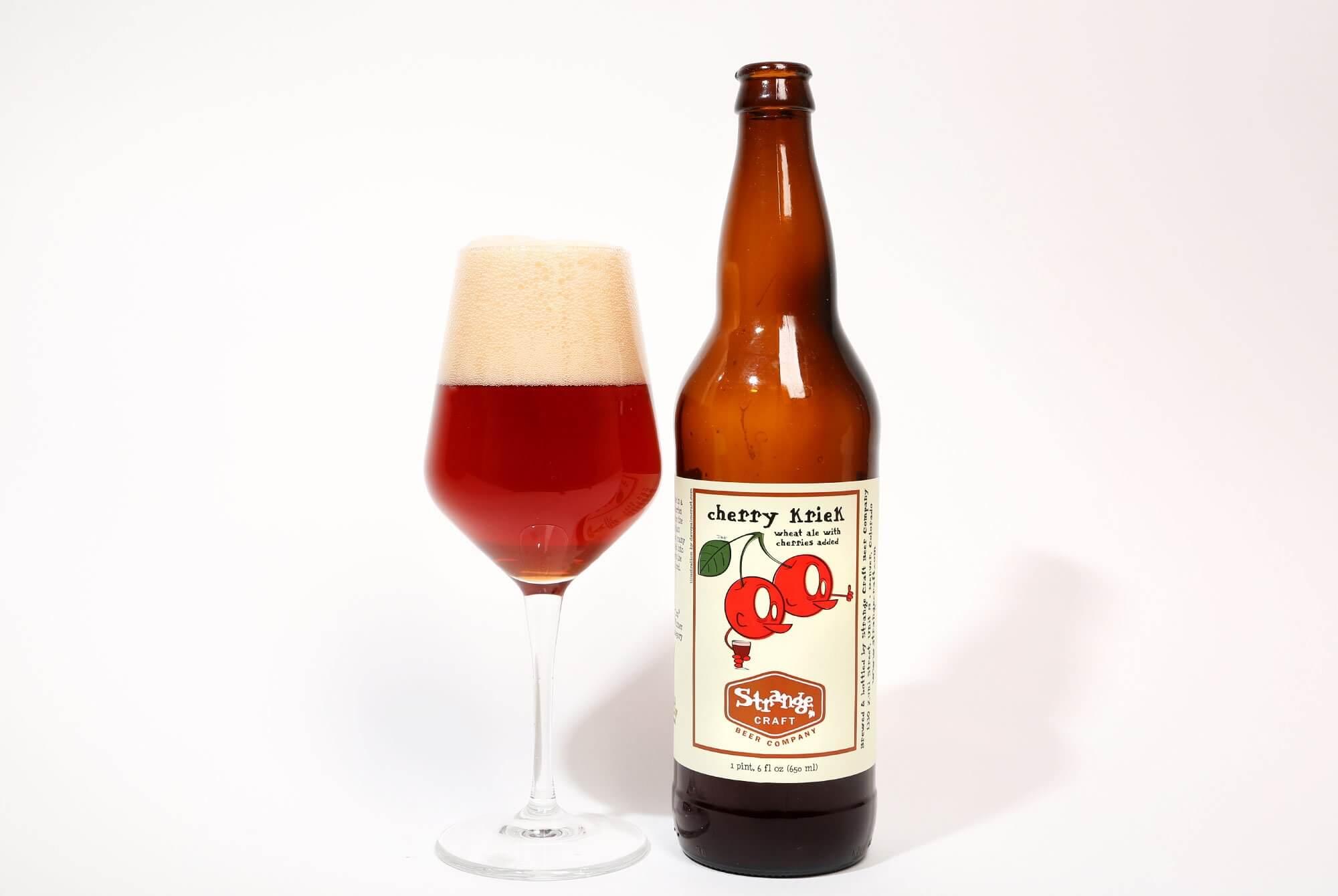 Strange Craft Beer Co. — Cherry Kriek