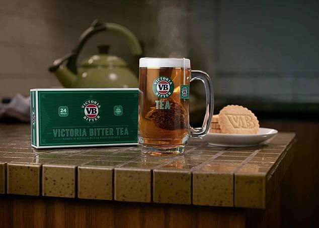 Чай Victoria Bitter
