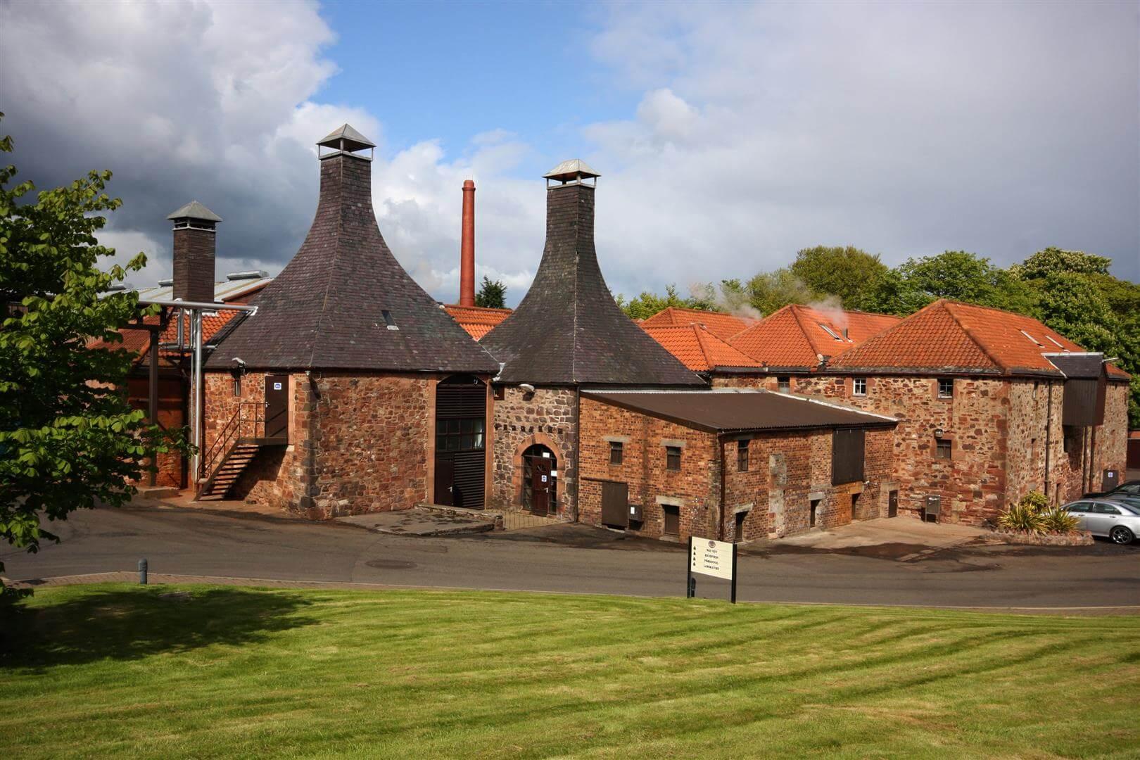 Историческое здание пивоварни Belhaven