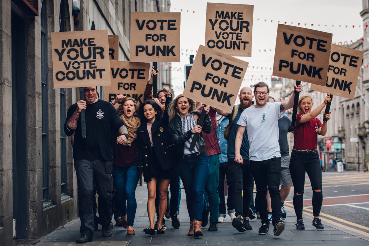 Vote For Punk