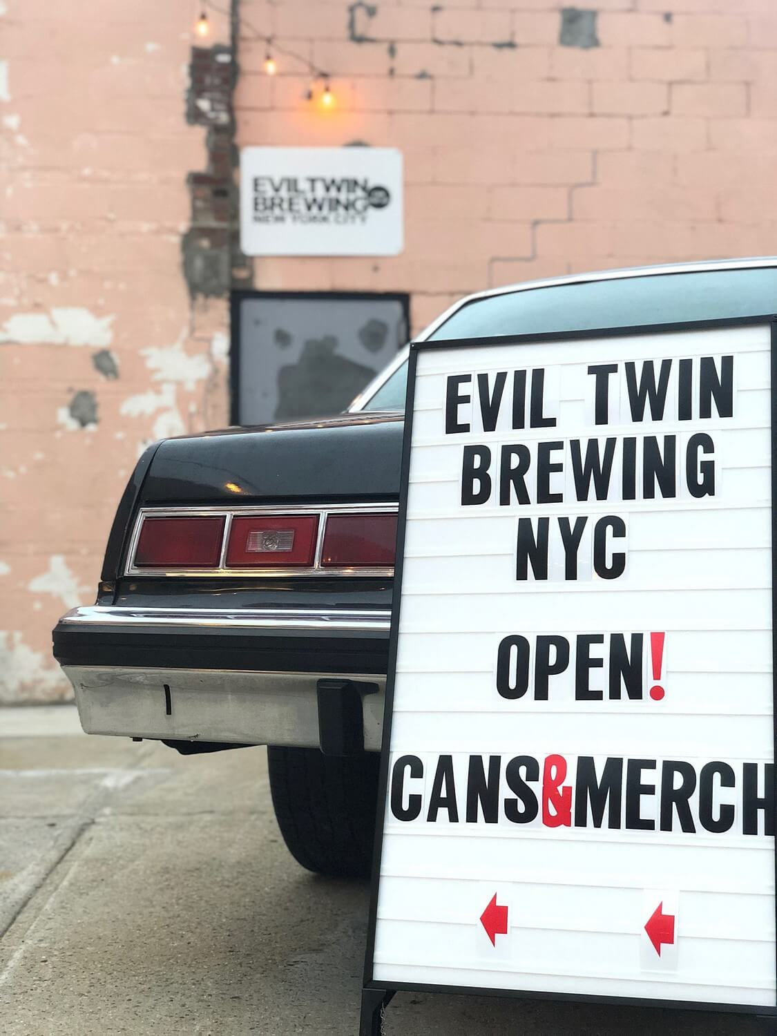 Evil Twin Brewing New York