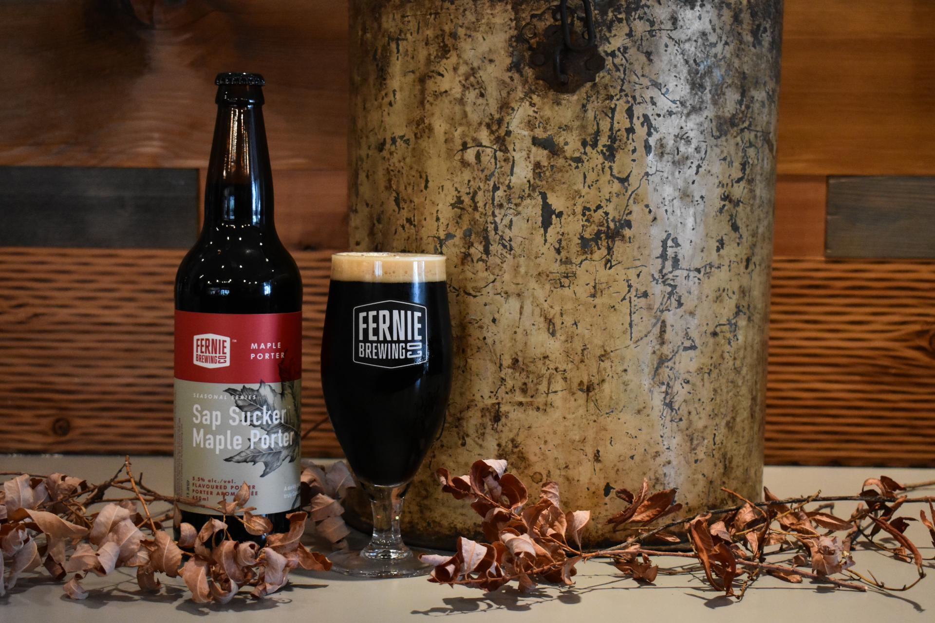 Fernie Brewing Co. — Sap Sucker Maple Porter