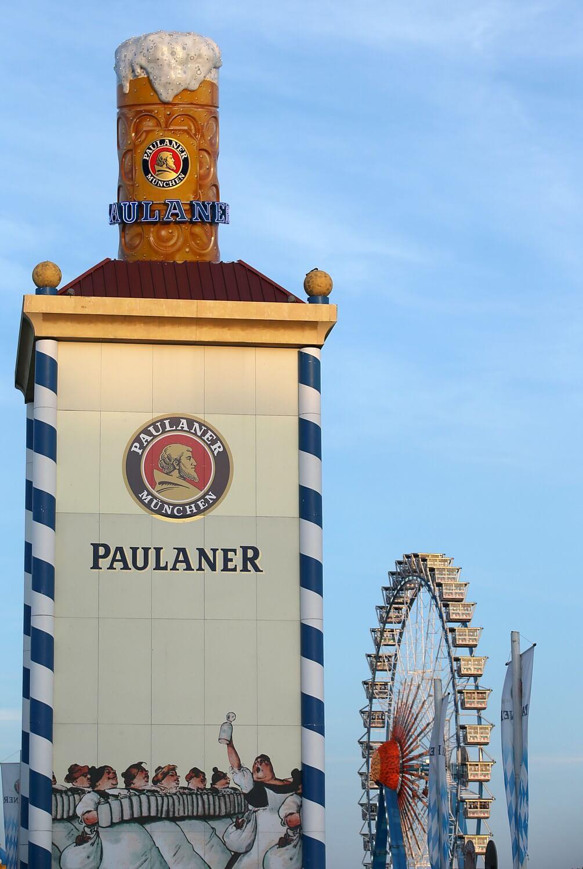Oktoberfest Paulaner