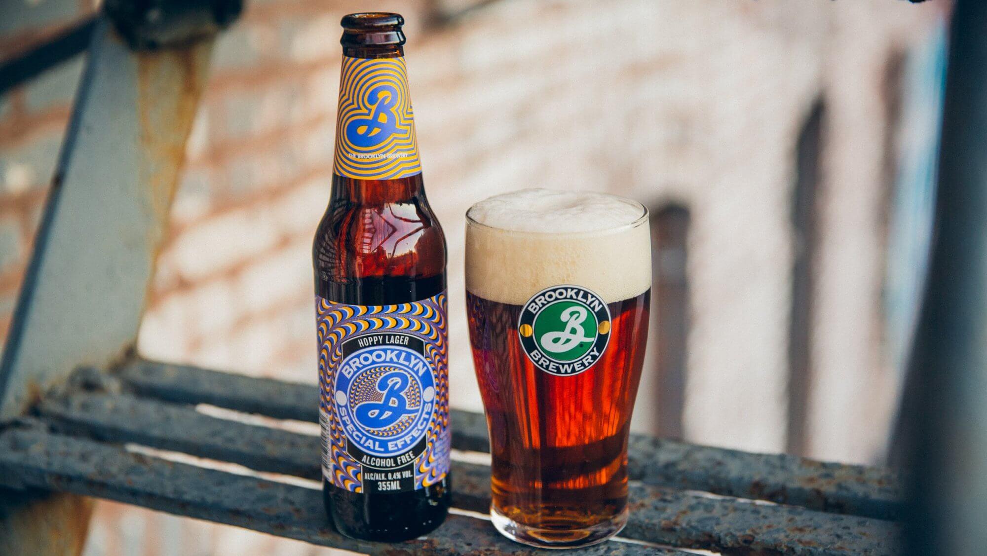 Brooklyn Brewery — Special Effects