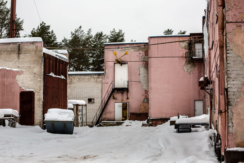 Старая пивоварня Põhjala