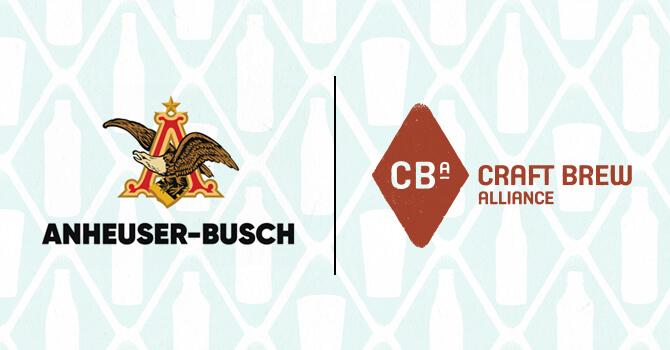 Anheuser-Busch InBev + Craft Brew Alliance